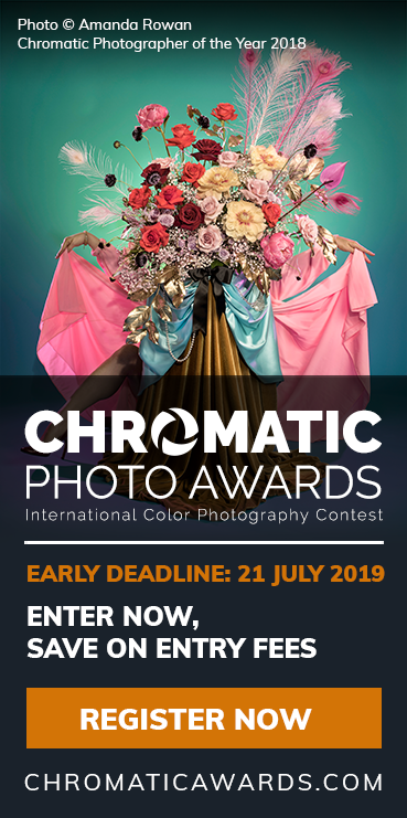 Chromatic Awards 2019 - Color Photo Awards