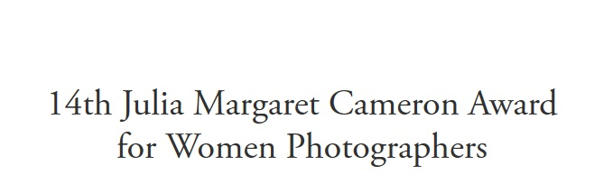 Julia Margaret Cameron Award