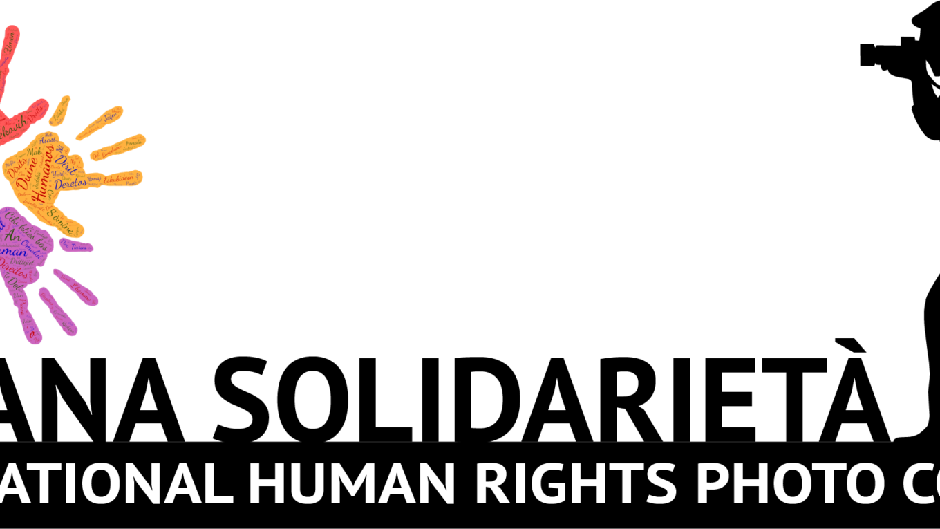 Umana Solidarietà International Human Rights Photo Contest