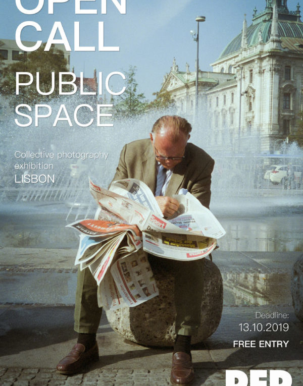 Public Space photography exhibition in Lisbon