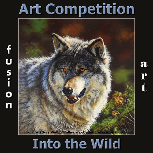Annual Into the Wild Art Competition