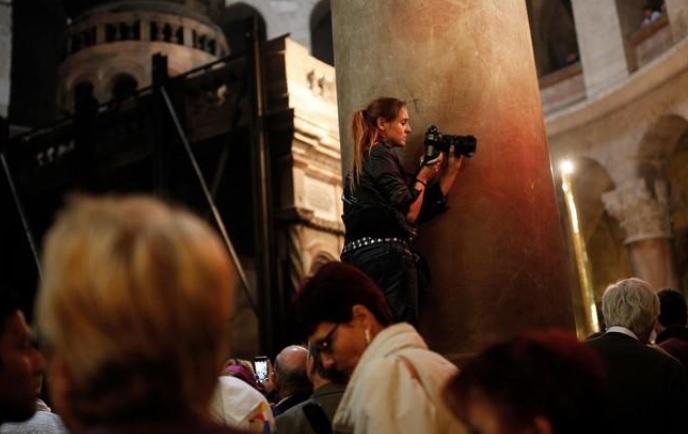 Reuters Yannis Behrakis Photojournalism Grants 2019