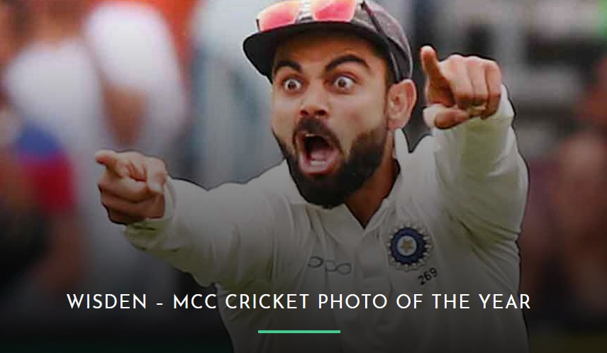 Wisden-MCC Cricket Photograph of the Year