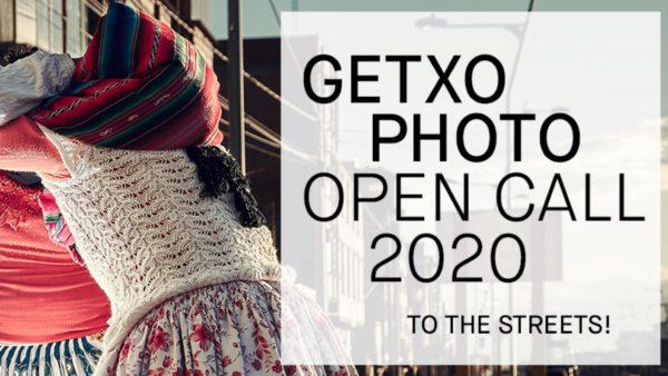 GETXOPHOTO Open Call 2020