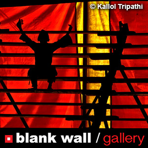 Red by Blank Wall Gallery