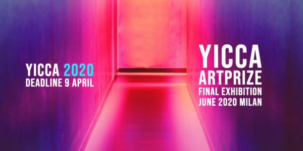 YICCA 2020 Art Prize
