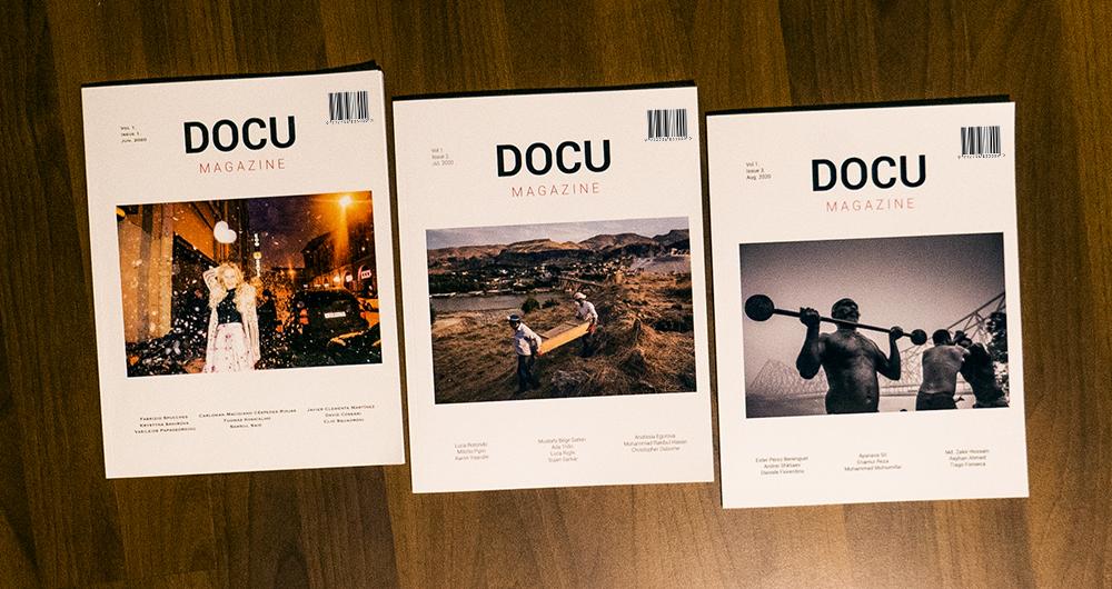 Docu Magazine: Open call for documentary photographers