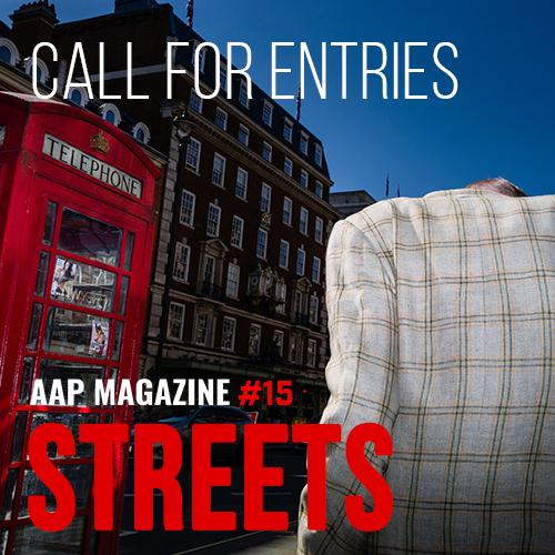 AAP Magazine#15: Streets