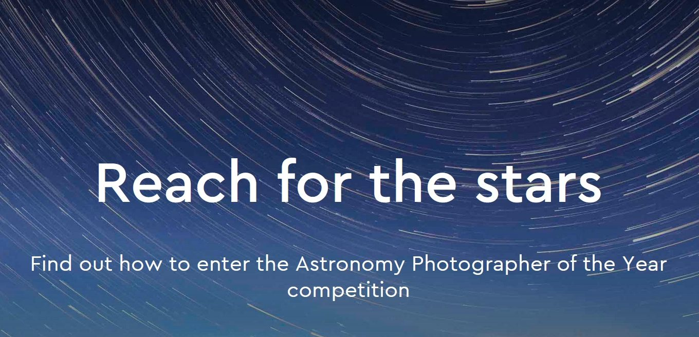 Insight Investment Astronomy Photographer of the Year