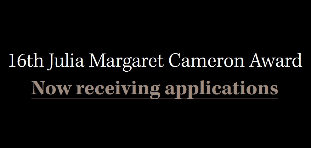 16th Julia Margaret Cameron Award for Women Photographers
