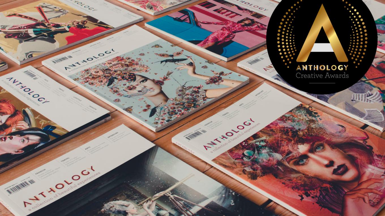 Anthology Cover Art Award