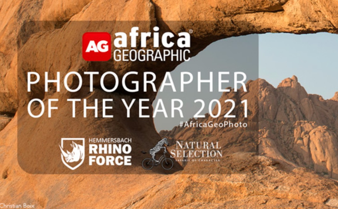 Africa Geographic Photographer of the Year