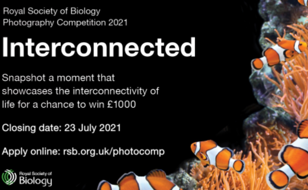 Royal Society of Biology 'Interconnected'