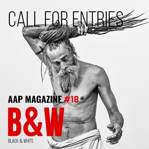 AAP Magazine#18 B&W