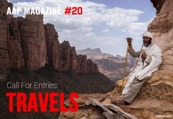 AAP Magazine #20 TRAVELS
