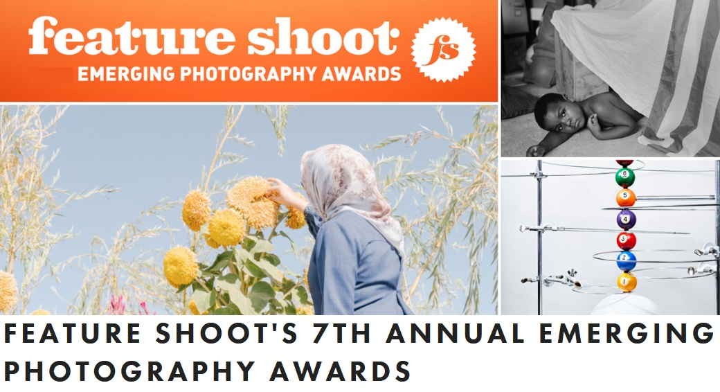 7th Feature Shoot Emerging Photography Awards