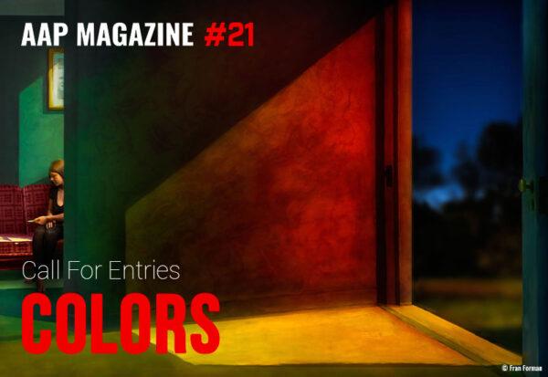 AAP Magazine #21 COLORS