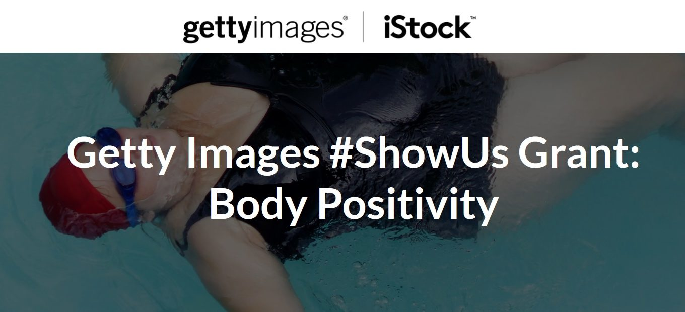 Getty Images #ShowUs Grant: Body Positivity
